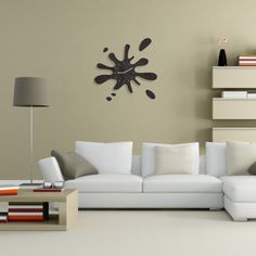 Time goes by so fast, make every minute a special one with these trendy clocks. For more pictures follow us at: https://www.facebook.com/homedesign3d?fref=ts  #HomeDesign3D
