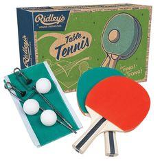 Ridleys House of Novelties.   Table Tennis.  £9.99