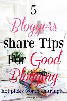 Read this post to learn valuable tips from these bloggers. #bloggers, #bloggingtips, #newsletter, #hotpicks Article Writing, Writing Tips, Online Jobs For Moms, Creative Writing, Creative Ideas, World Of Books, Blog Tips, Money Management, Way To Make Money