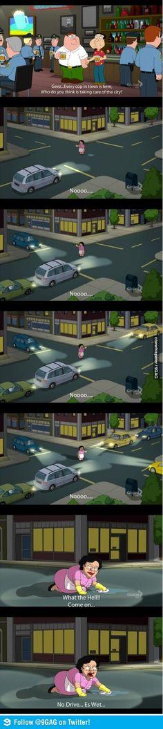 Family Guy - Consuela