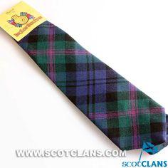 Clan Baird Tartan Ti