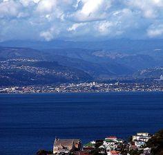 Breathtaking!! Wellington Harbour, Wellington, New Zealand.