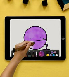 hello, Wonderful - AN INNOVATIVE WAY TO DRAW WITH PENCIL AND PAPER FROM FIFTYTHREE