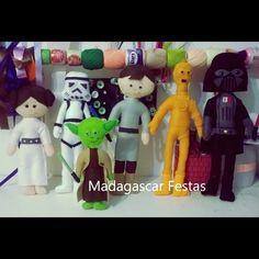 Kit decoração para festa Star Wars