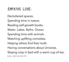 Empath Traits, Intuitive Empath, Words Quotes, Wise Words, Life Quotes, Sayings, Empath Abilities, Mental And Emotional Health, Mind Body Soul