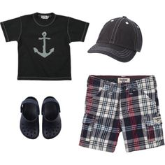 Next Stop Nantucket! Are your boys ready for summer? Love this look from @diapersdotcom - via @babycenter