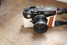 Leica CL Custom Leather Case