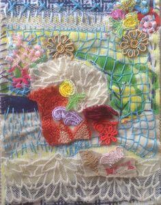 Marina Godoy/ embroidery