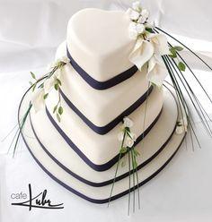Svatební dorty, Narozeninové dorty Zdeňka Nedvědová - Svatební dorty - dort…