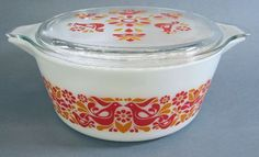 Pattern Library | Pyrex