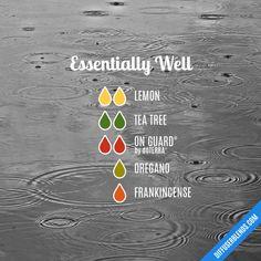 Essential Well  - エッセンシャルオイルディフューザブレンド