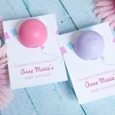 About to Pop with Eos 230x230 25 DIY Baby Shower Party Favors