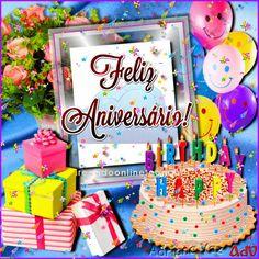 Happy Birthday Wishes Cake, Happy Birthday Images, Birthday Roses, Birthday Cake, Funny Animal Images, Hand Applique, Happy B Day, Birthdays, Diy Crafts
