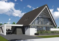 Villa T4 - interior   architecture   totaal concepten   interieur   tuinplan - Marco van Veldhuizen