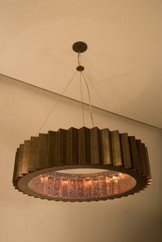 McEwen Lighting Studio - Gear Ceiling Fixture