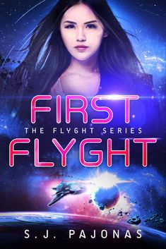 FIRST FLYGHT is now available on Amazon, Apple Books, Nook, Kobo, Google Play, and Direct for only 99¢. Get this science fiction reverse harem romance and enjoy your adventures with Vivian and the crew of the Amagi!