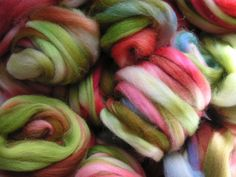 These are the skeins I smell then hold against my face.