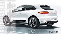 The all-new Porsche Macan