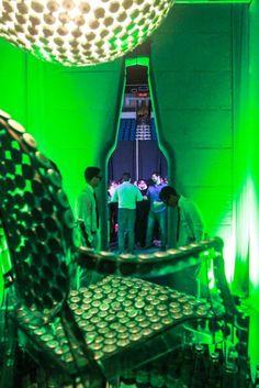 El nuevo mundo de Heineken.