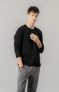 Your Best Friend, Sleeve Styles, Going Out, Men's Fashion, Men Sweater, Sweatshirts, Long Sleeve, Fabric, Sweaters