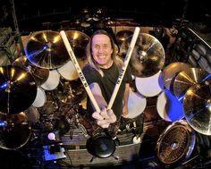 Nicko McBrain-Iron Maiden.............