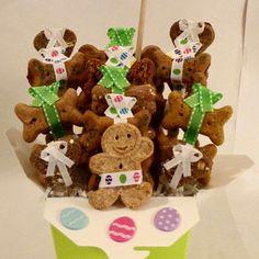 Custom treat baskets for petsbo catdog gift basket easter basket for puppy negle Images