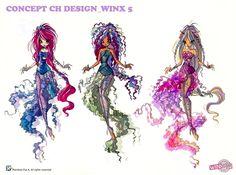 Concept Winx Club