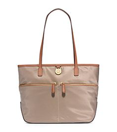 Kempton Medium Nylon Tote Michael Kors Tote, Handbags Michael Kors, Tote  Handbags, Nylon 2615202e84