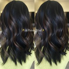 "Perfectly done! 3,591 Likes, 109 Comments - Patricia Nikole (@paintedhair) on Instagram: ""The prettiest Brown Bronde blend.. Waiting list information please text only916-228-0452…"""