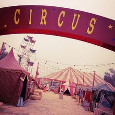 At the #circus for an #LCLaurenConrad photo shoot. #Kohls