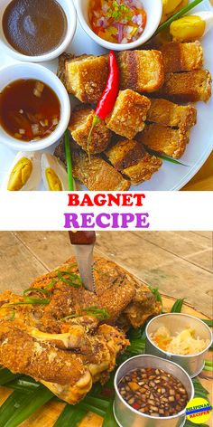 Bagnet also was known as Crispy Pork Belly, is a special favorite dish of many Filipinos and across the country. It is one of the best-tasting treats in the Philippines.