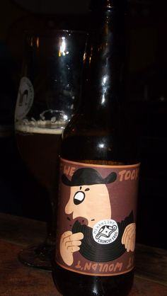 Mikkeller Crunchy Frog If we took the bones out it wouldn't be crunchy