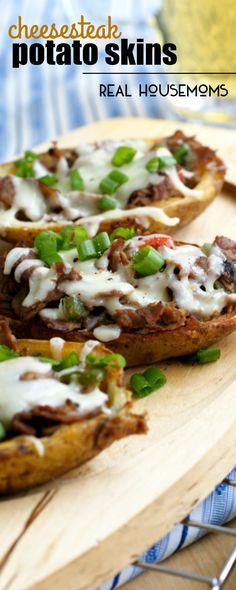 Potato Paradise on Pinterest | Potatoes, Potato Skins and Baked ...
