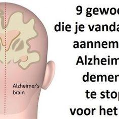 9 gewoontes, die je in je dagelijkse leven op moet nemen om te voorkomen dat je last van Alzheimer of dementie krijgt