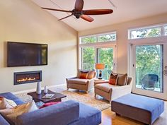 Fotos y planos de los modelos de Casa Balance que vende la prestigiosa compañía Blu Homes. Un tipo de casa prefabricada construida con potente aislamiento, materiales sostenibles, electrodomésticos y grifos de bajo consumo..., preparada parar obtener certificación LEED Silver.