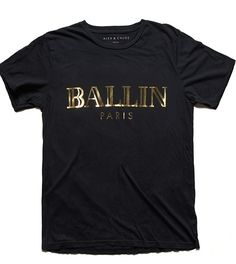 BALLIN' Tee. This is a Fall Must have