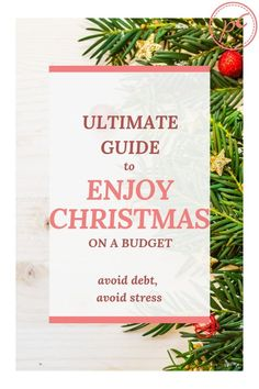 Best advice from personal finance writers on how to celebrate a stress-free debt-free Christmas on a tight budget. Guter Rat, Christmas On A Budget, Christmas Christmas, Beautiful Soup, Graduation Celebration, Get Out Of Debt, Celebration Quotes, Early Retirement, Tight Budget
