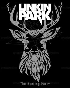 Linkin Park Poster by Claire Trottier on CreativeAllies.com Vote for heeeer !
