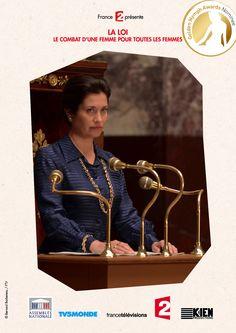 """The Law / La Loi"" #TelevisionFilms #Nominees #France - Kien Productions -  #GoldenNymph"