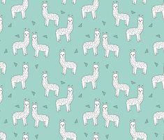 ©  Copyright  Andrea Lauren -  You are permitted to sell items you make with this fabric, but request you credit Andrea Lauren as the designer. Coordinates:  Solids -- Warm, Solids - Cool, Dots  View the Alpaca Collection
