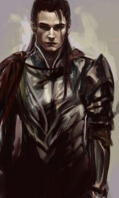 Fantasy Art by vitellan on DeviantART Fantasy Art Men, Fantasy Artwork, Fantasy World, Tolkien, Character Concept, Character Art, Concept Art, Dnd Characters, Fantasy Characters