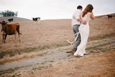 Real bride Jackie in Claire Pettibone Willow wedding dress from The Dress Theory