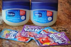 Instructions on How to Make Kool-Aid Lip Gloss. Take a peek at our step by step instructions - your kids will be thrilled with the lip smacking results.
