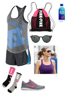 """Peru day 4"" by rikey-byrnes on Polyvore featuring NIKE, Victoria's Secret and Ray-Ban"