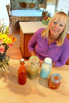 Lives touched by cultured foods. Meet my friends, kefir, kombucha and cultured vegetables.