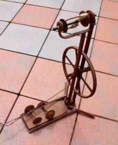 Altes Spinnrad aus Eisen. in Niedersachsen - Bad Iburg | Kunst und Antiquitäten gebraucht kaufen | eBay Kleinanzeigen