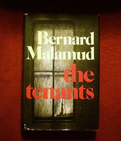 The Tenants by Bernard Malamud 1971 Farrar Straus and Giroux 1st Edition 1st Printing Hardcover with Jacket Fiction and Literature