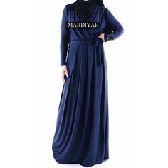 Draped Pleated Maxi Dress