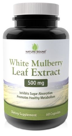 White mulberry fruit is the latest super fruit from Dr. Oz yielding a supplement that resolves the issues plaguing dieters. Check it out here... http://pins.getfit2gethealthy.com/?p=1398