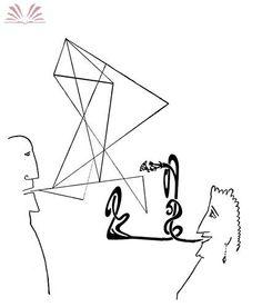 Catálogo das Artes - Detalhar Biografia do Artista - Saul Steinberg
